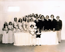 Patrick & Darylin Barousse Wedding Party