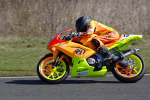 Val d'Oise - Circuit Carole - Course motos - Couleurs