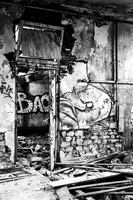 Normandie - Urbex - Filature - Tag en bac